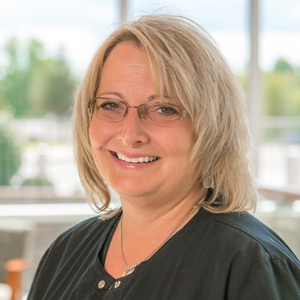 Photo of Lisa Ashcraft-Carr, MS, RD, LD, registered dietitian at UHC