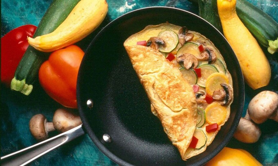 Farmers Market Omelets